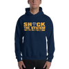 "The Undisputed Era ""Shock The System Logo"" Pullover Hoodie Sweatshirt - wweretro"
