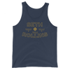 "Seth Rollins ""Outline"" Unisex Tank Top - wweretro"