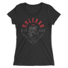 "Roman Reigns ""Unleash The Big Dog"" Women's Tri-Blend T-Shirt - wweretro"