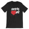 "The Miz ""Haters Love Me"" Unisex T-Shirt - wweretro"