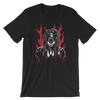 "Finn Bàlor ""Demon Illustration"" Unisex T-Shirt - wweretro"
