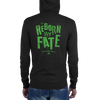 "The Hardy Boyz ""Reborn by Fate"" Unisex Full Zip Hoodie - wweretro"