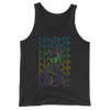 "Naomi ""Break it down"" Unisex Tank Top - wweretro"