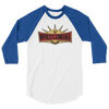 WrestleMania 35 3/4 Sleeve Raglan T-shirt