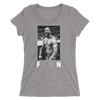 "Finn Bàlor ""Ready"" Women's Tri-Blend T-Shirt - wweretro"