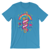 "The New Day ""Trombone"" Unisex T-Shirt - wweretro"