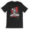 "The Miz ""Awesome: The Movie"" Unisex T-Shirt - wweretro"