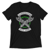 D-Generation X 2018 Men's Tri-Blend T-Shirt - wweretro