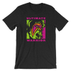 "Ultimate Warrior ""Facepaint Closeup"" Unisex T-Shirt - wweretro"