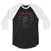 "Roman Reigns ""Unleash The Big Dog"" 3/4 sleeve raglan shirt - wweretro"