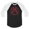 "Kane ""Big Red Monster"" 3/4 Sleeve Raglan T-Shirt"