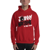 "Johnny Gargano ""Johnny Wrestling"" Hooded Sweatshirt - wweretro"