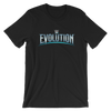 WWE Evolution Logo Unisex T-Shirt - wweretro