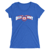 "Bella Twins ""Bella Army"" Women's Tri-Blend T-shirt - wweretro"