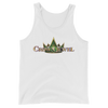 Crown Jewel Logo Unisex Tank Top - wweretro