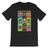 "Lucha House Party ""Squares"" Unisex T-Shirt"