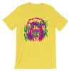 "Ultimate Warrior ""Face Logo"" Unisex T-Shirt - wweretro"
