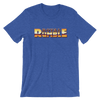Royal Rumble Retro Logo Unisex T-Shirt - wweretro