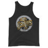"Becky Lynch ""100% Bad Lass"" Unisex Tank Top - wweretro"