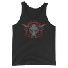 "The Rock ""Team Bring It Bull"" Unisex Tank Top - wweretro"
