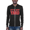 "The Undertaker ""It's My Yard"" Lightweight Unisex Hoodie - wweretro"