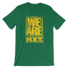 "NXT ""We Are NXT"" Unisex T-Shirt - wweretro"
