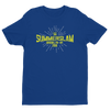 SummerSlam 2018 Fitted T-Shirt - wweretro
