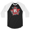 "Edge ""Rated R Superstar"" 3/4 Sleeve Raglan T-shirt - wweretro"