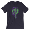 "The Hardy Boyz ""Logo Sketch"" Short-Sleeve Unisex T-Shirt"