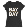 "Adam Cole ""Bay Bay Logo"" Women's Tri-Blend T-Shirt - wweretro"