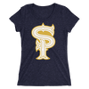 Street Profits Logo Women's Tri-Blend T-shirt