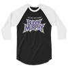 "Buddy Murphy ""The Best Kept Secret"" 3/4 Sleeve Raglan T-Shirt - wweretro"