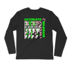 "Ultimate Warrior ""Retro Logo"" Long Sleeve T-Shirt"