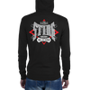 "Sting ""Hall of Famer"" Lightweight Unisex Zip Hoodie - wweretro"