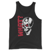 "Stone Cold Steve Austin ""What?"" Unisex Tank Top - wweretro"