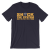 "The Undisputed Era ""Shock The System Logo"" Unisex T-Shirt - wweretro"