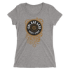 "BECKY LYNCH ""100% BAD LASS: BECKY LYNCH"" Women's Tri-Blend T-Shirt - wweretro"