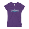 Evolution Girl's T-Shirt