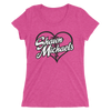 "Shawn Michaels ""Classic"" Women's Tri-Blend T-Shirt"