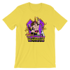 "Ultimate Warrior ""Illustrated Ropes"" Unisex T-Shirt - wweretro"