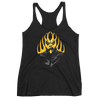 "Goldust ""Ashes to Ashes"" Women's Racerback Tank - wweretro"