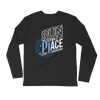 "AJ Styles ""Run The Place"" Long Sleeve T-Shirt - wweretro"