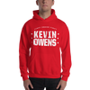"Kevin Owens ""Fight Owens Fight"" Hooded Sweatshirt - wweretro"