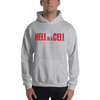 Hell in a Cell Logo Pullover Hoodie Sweatshirt - wweretro