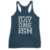 "Usos ""Day One Ish"" Women's Racerback Tank"