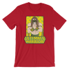 "Ultimate Warrior ""Crossed Fists"" Unisex T-Shirt - wweretro"