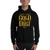 "Goldust ""Gold to Dust"" Hooded Sweatshirt - wweretro"