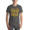 "Goldust ""Gold to Dust"" Short-Sleeve Unisex T-Shirt - wweretro"