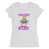 "Alexa Bliss ""Five Feet of Fury"" Women's T-Shirt - wweretro"