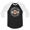 "Connor's Cure 2018 ""Always Keep Crushing"" 3/4 sleeve raglan shirt - wweretro"
